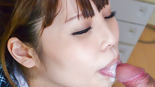 Rough porn session with big tits milf, Rion Nishikawa