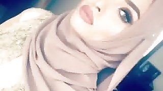 Hijabi Muslim Paki Bengali Beauty