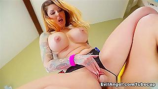 Incredible pornstars Xander Corvus, Darling Danika in Exotic Redhead, Big Tits adult video