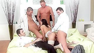 Fabulous pornstar in amazing brazilian, anal adult scene
