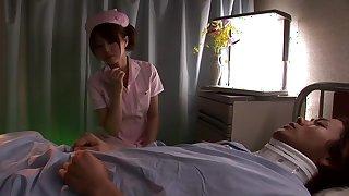 Fabulous Japanese slut Akiho Yoshizawa in Best reality, medical JAV scene