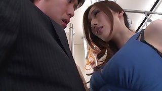 Best Japanese model JULIA in Exotic big tits, couple JAV video