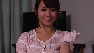 Marina Shiraishi in Let Me Help Your Masturbation part 10