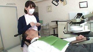 Yuria Ashina, Maki Takei, Kanon Takigawa, Mitsu Tsumitsu in Women of the Medical Mask part 2