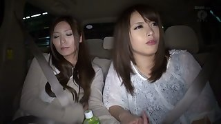 Yuna Shiina, Ayu Sakurai in Lesbian Journey part 4