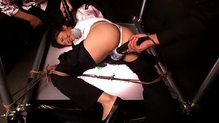 Megumi Shino in The Big O part 10