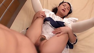Kana Tsuruta in Pet Manguri Doll part 1.2