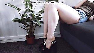 Black Heels Dangling.mp4